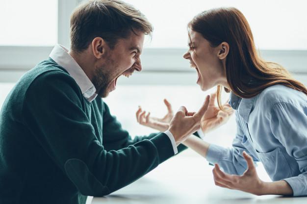 روش های کنترل خشم و عصبانیت
